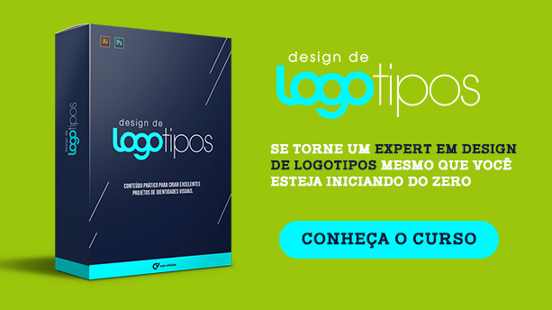 curso O que se pode aprender com o novo logotipo do youtube