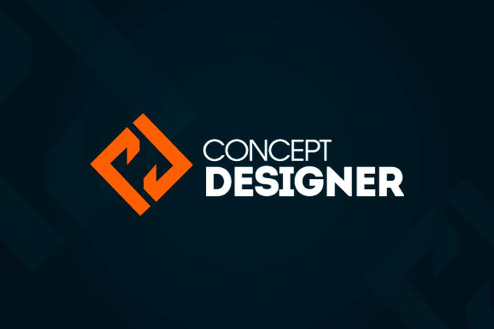 ConceptDesignBanner Cursos | Caio Vinicius Designer